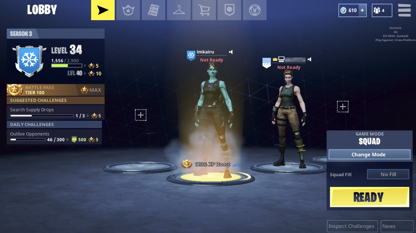 can you download fortnite mobile on pc