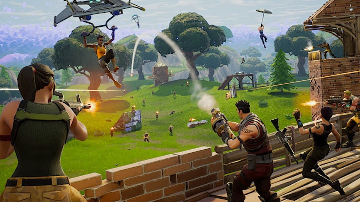 What Servers Are Crossplay On Fortnite Br Fortnite Battle Royale Will Support Cross Play Between Ps4 Pc Mac Mobile Fortnite Intel