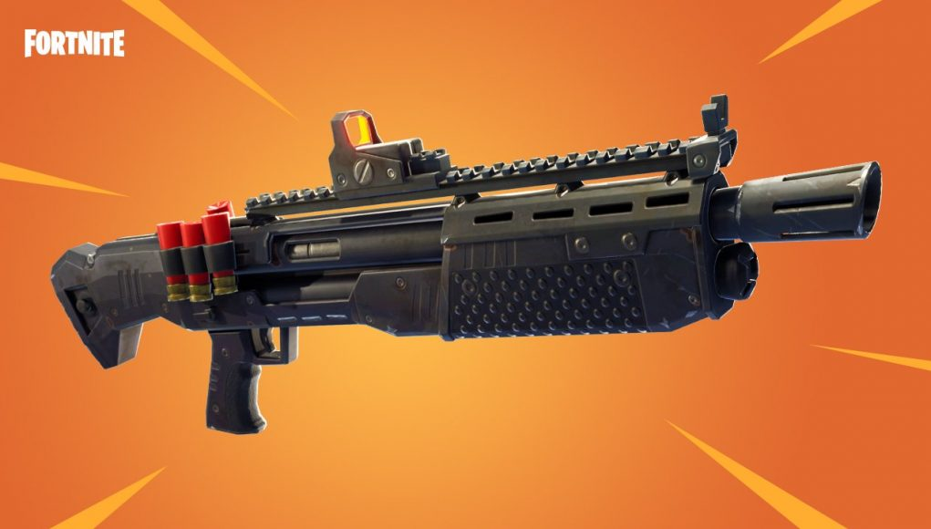 Why the Heavy Shotgun and Revolver may be unvaulted soon   Fortnite