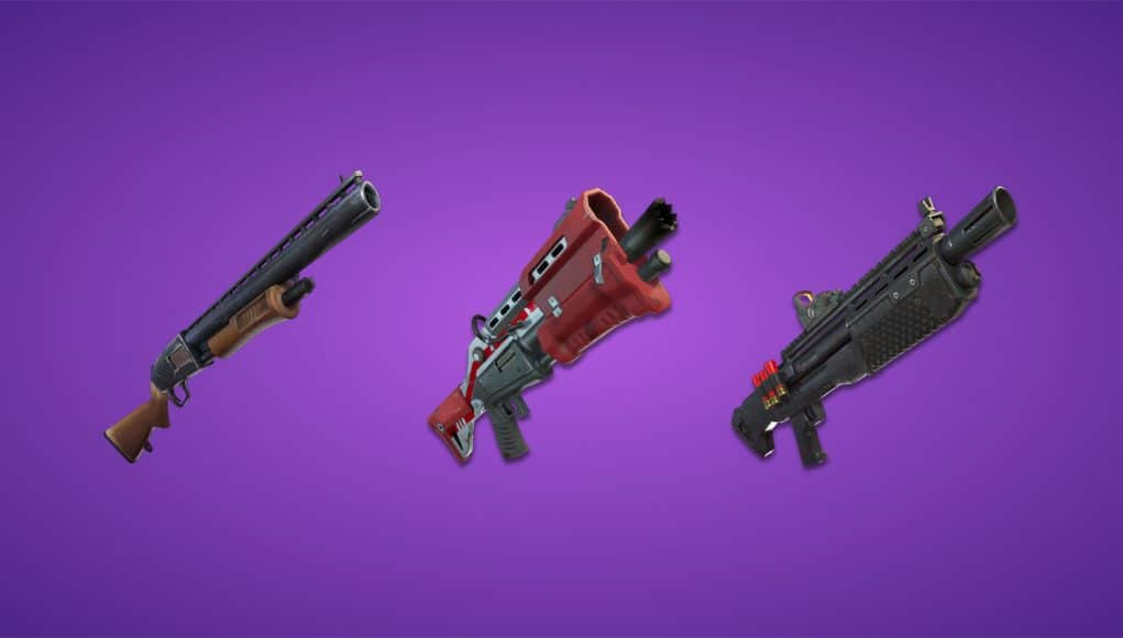 how to find hunting guns in fortnite