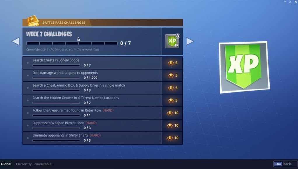 season 3 week 7 challenges fortnite intel