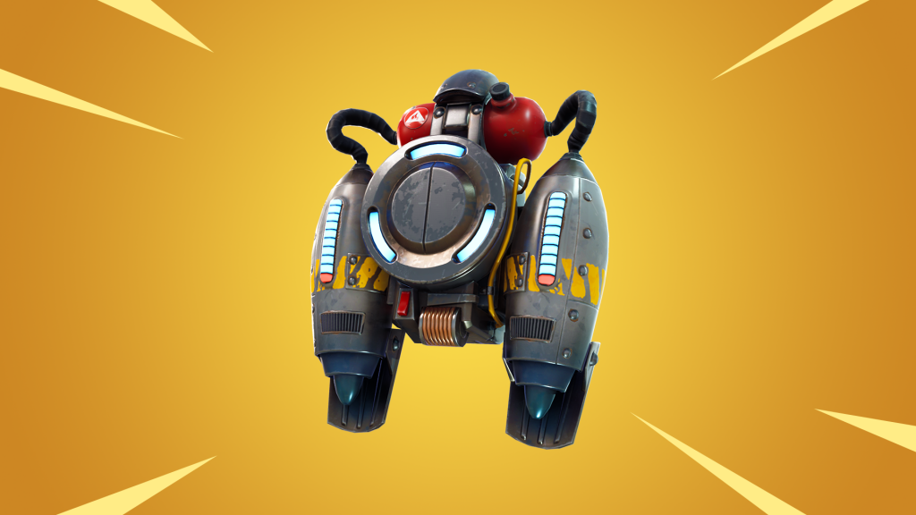 Jetpack from Fortnite Chapter 1.