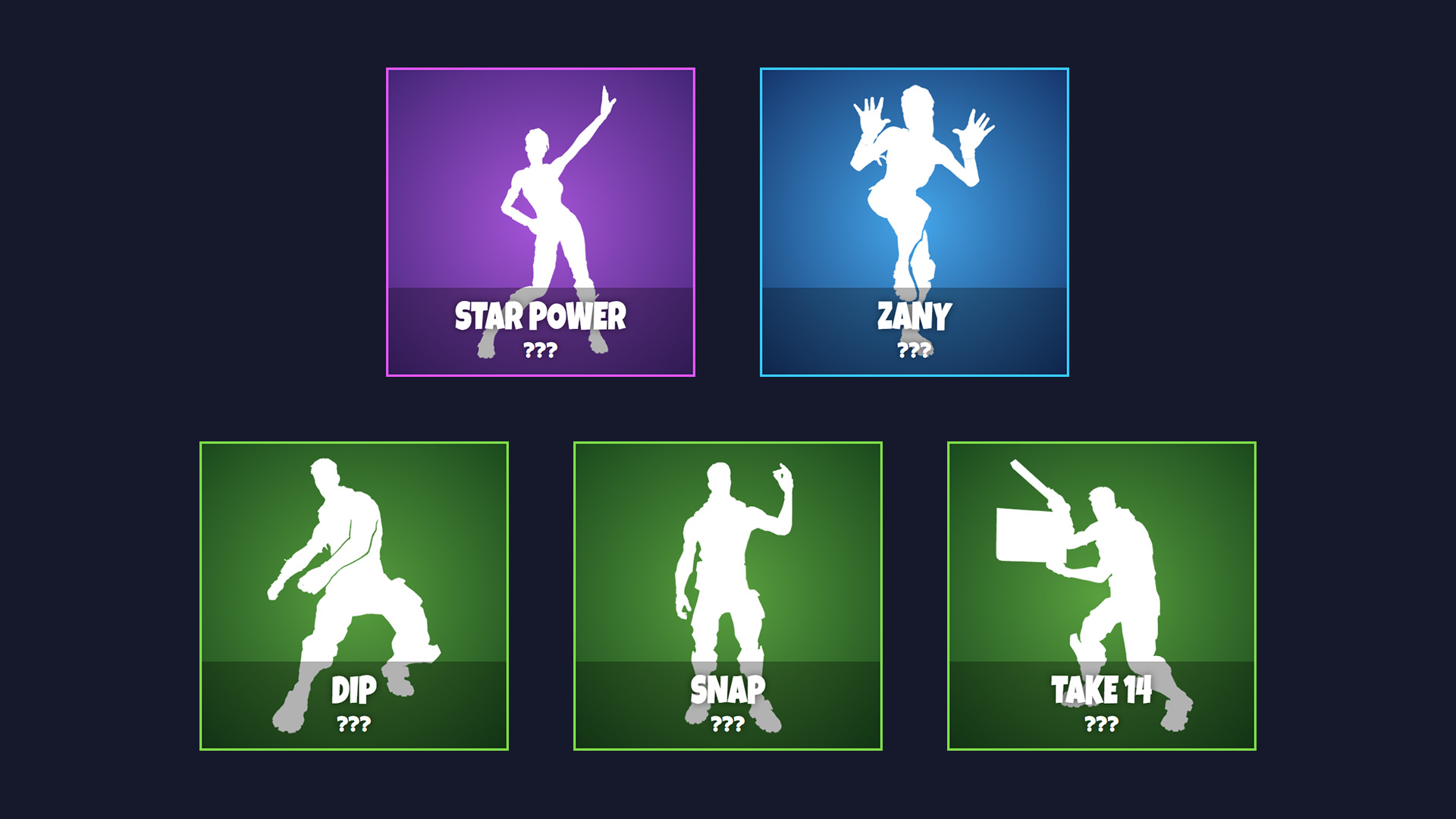 Footage Of The Upcoming Emotes Found In Patch V420 Fortnite Intel