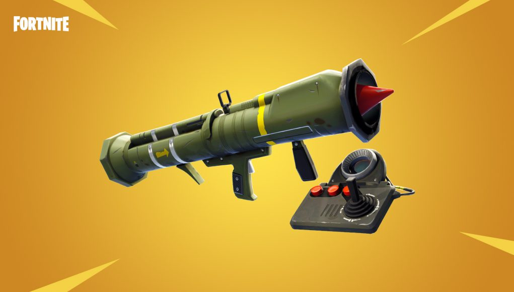 Guided Missile temporarily disabled in Fortnite by Epic Games By Dan Goldstein