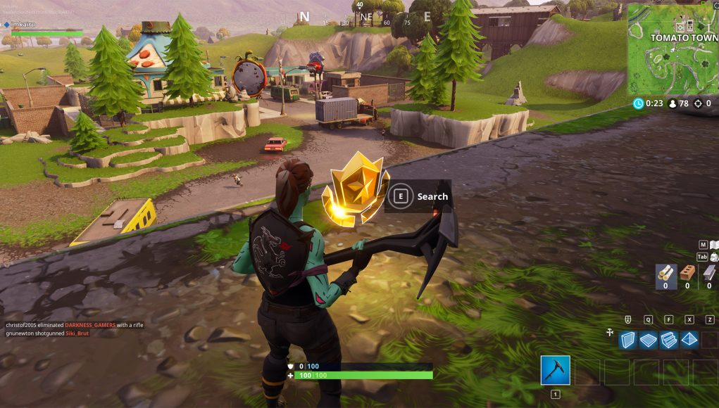 How To Solve The Follow The Treasure Map Found In Risky Reels Challenge