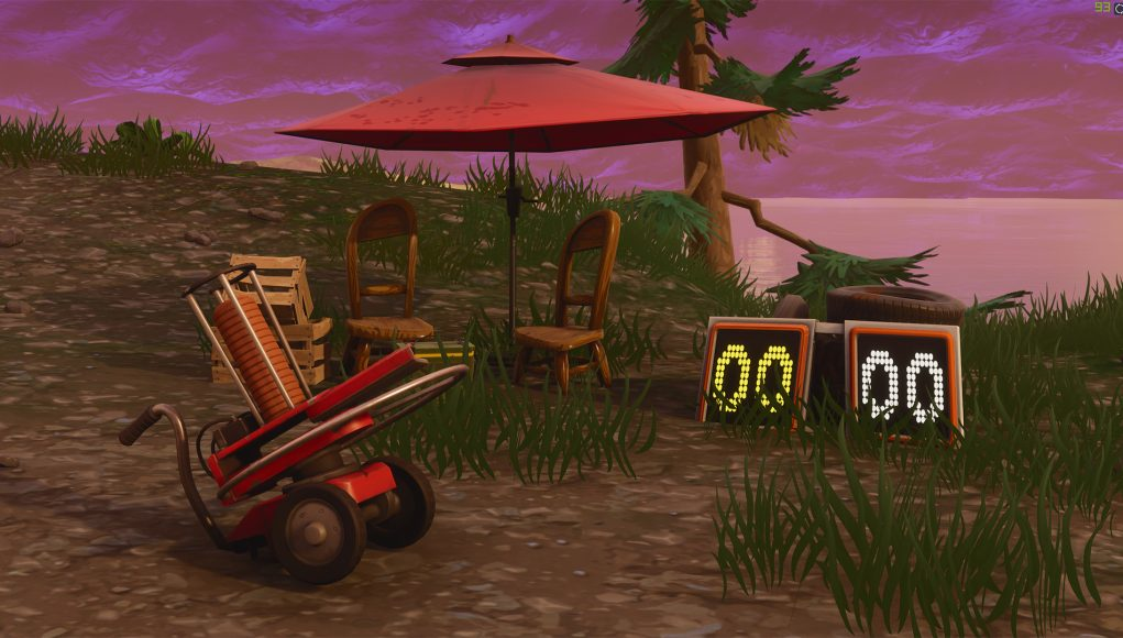 Clay Pigeon Locations For Week 3 Challenge Fortnite Intel