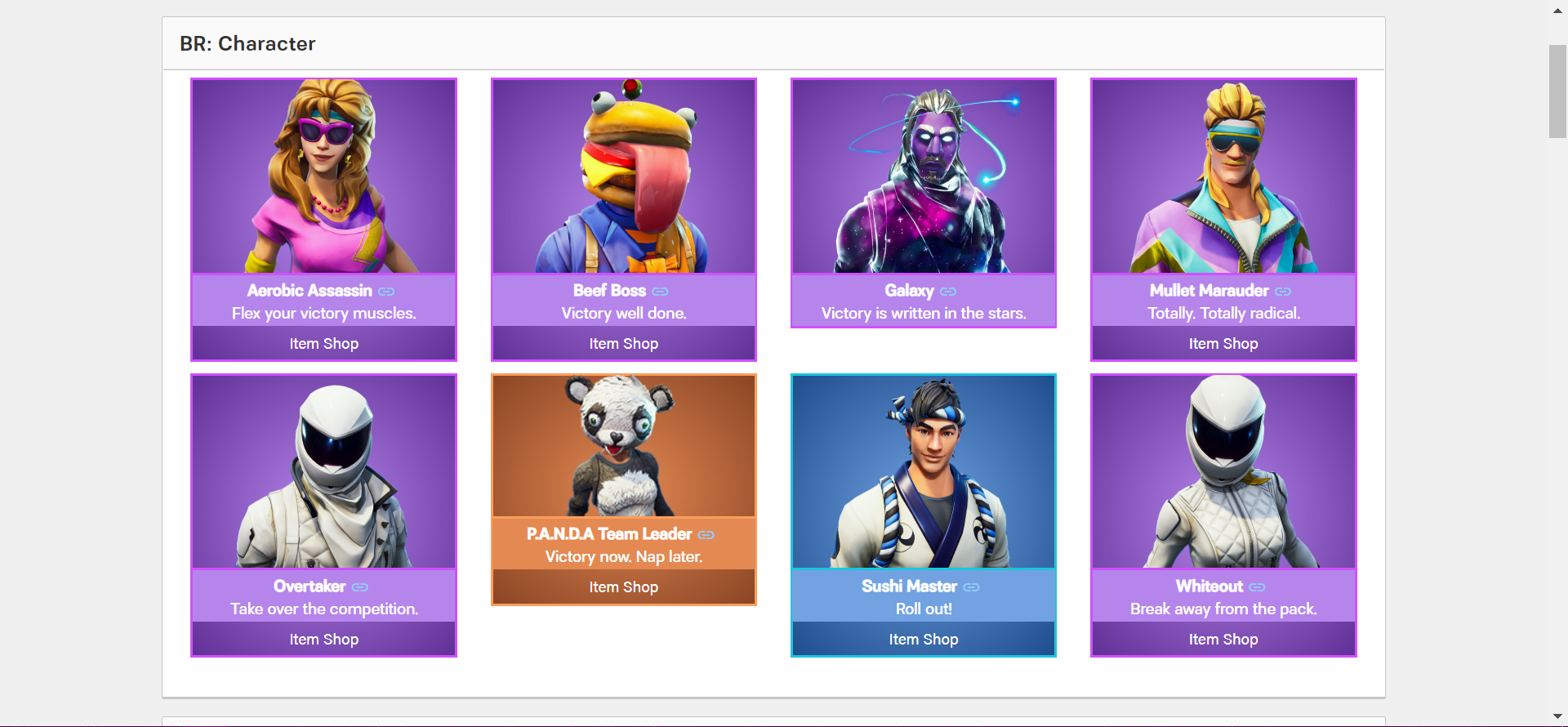 Upcoming Galaxy Skin May Be Included In A Starter Pack Fortnite Intel