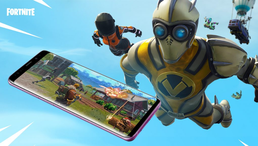 The Fortnite Android Beta is now available on compatible devices