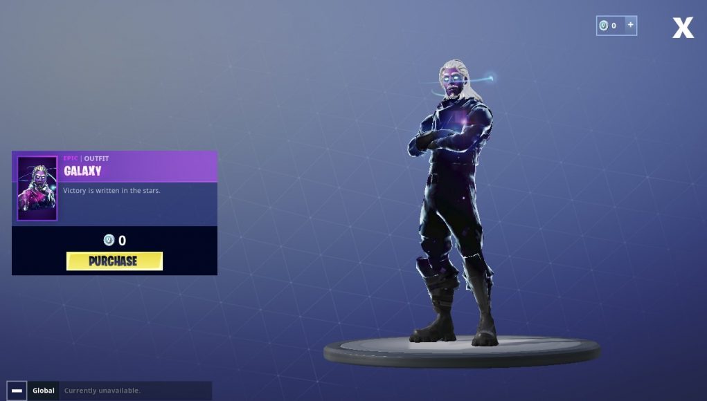 How To Redeem The Galaxy Skin On Your Note 9 Fortnite Intel