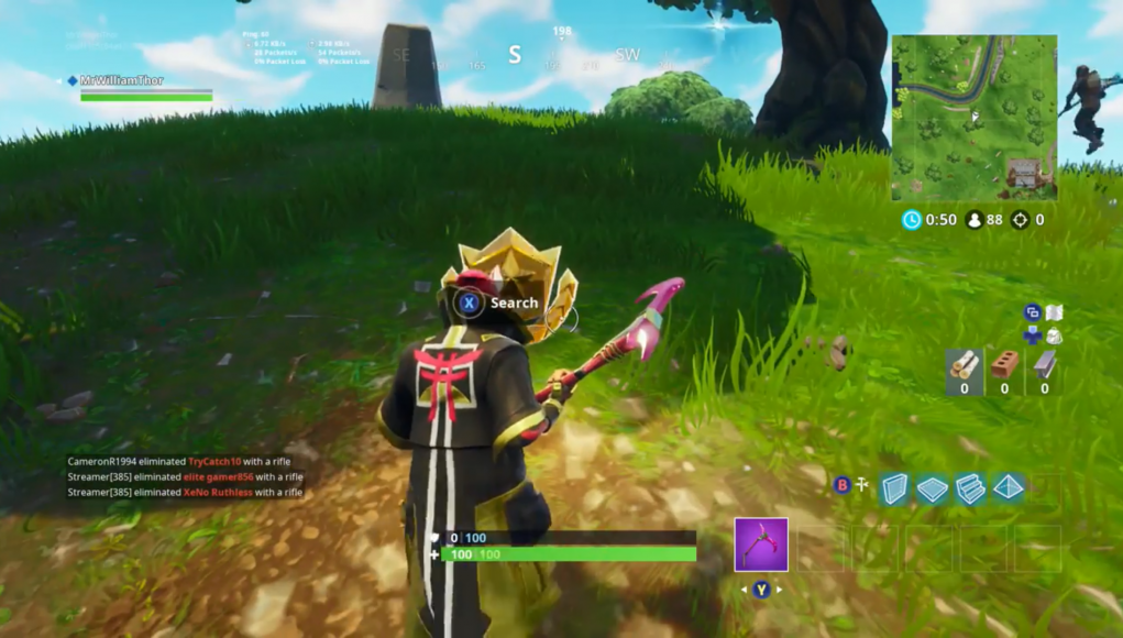 How To Solve The Follow The Treasure Map Found In Dusty Divot