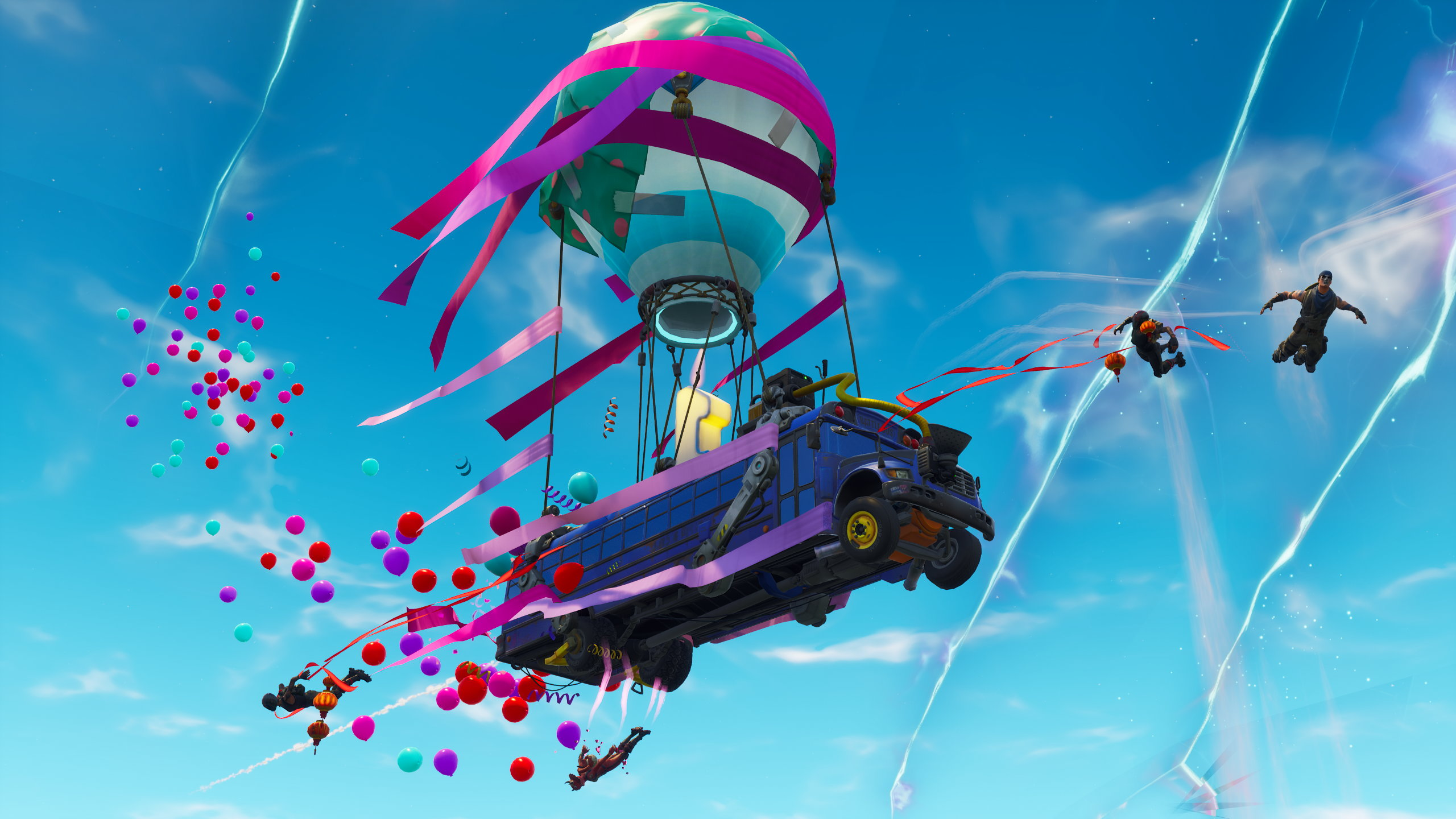 Battle Bus Customization Coming To Fortnite Fortnite Intel