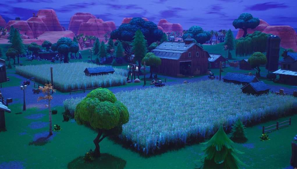 where to find the fatal fields fortbyte - fatal fields fortnite phone