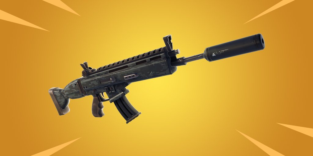 Fortnite patch notes have bad news for Drum Gun fans