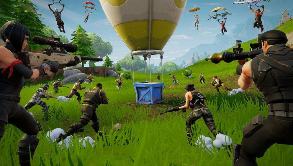 Fortnite had its biggest month ever in August