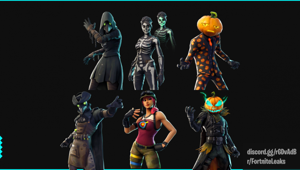 Fortnite 6.02 LEAKED SKINS: All NEW outfits, items and emotes REVEALED