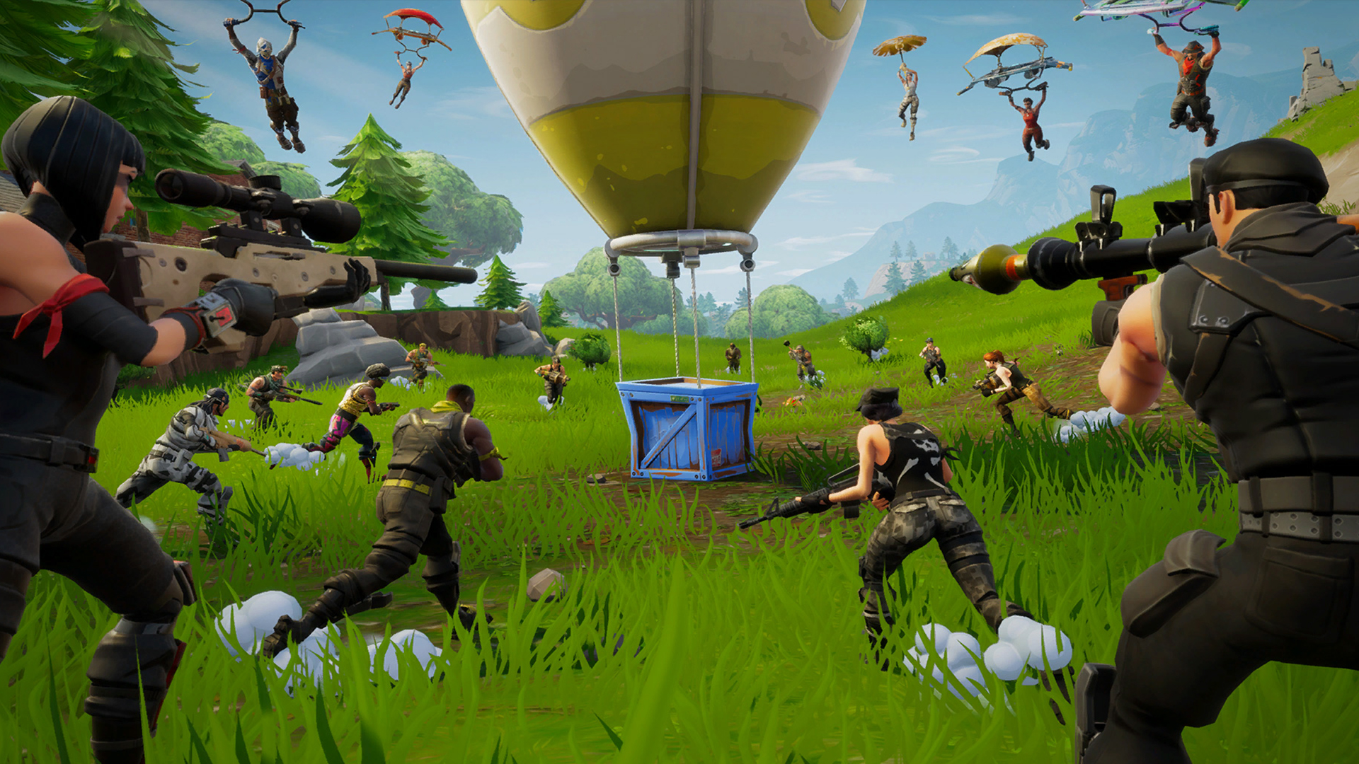 Fortnite Remains Top Of Twitch After Unmoving Black Ops 4 Release Fortnite Intel