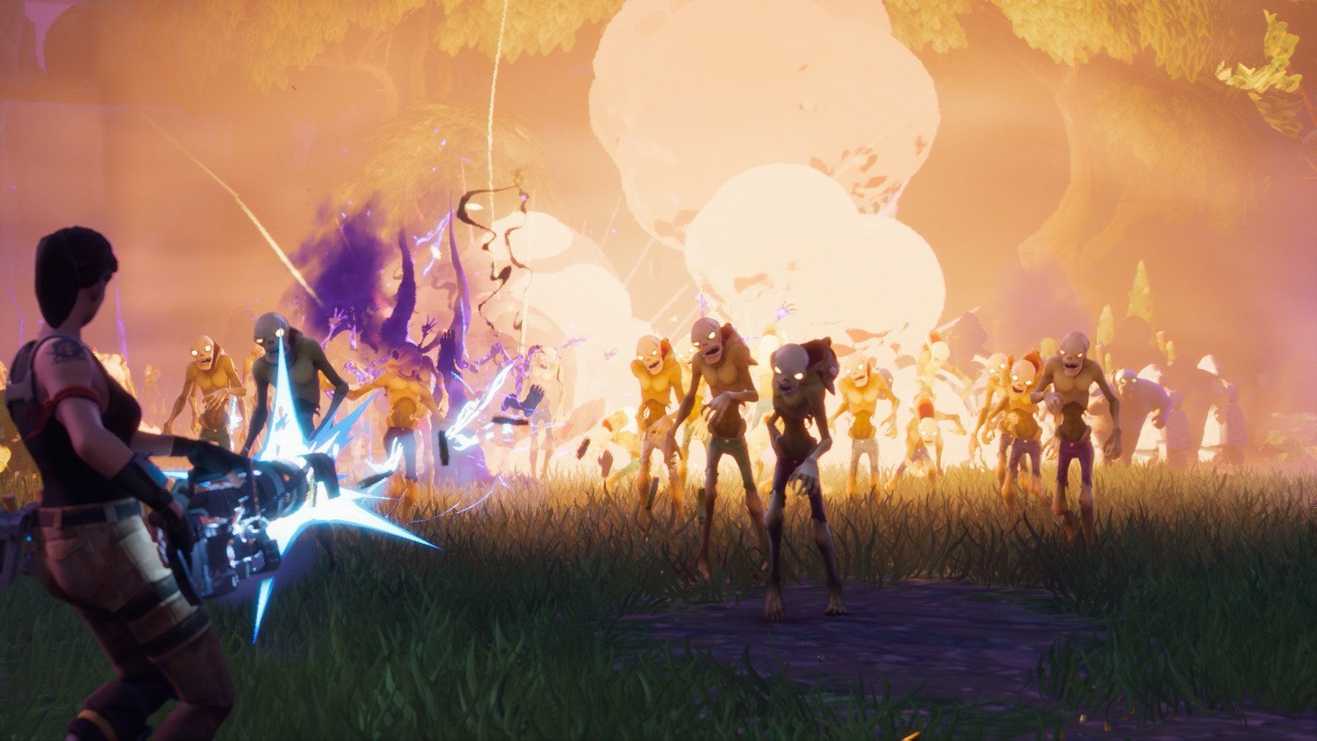 Fortnite Save The World Reportedly Set To Go Free To Play Fortnite Intel