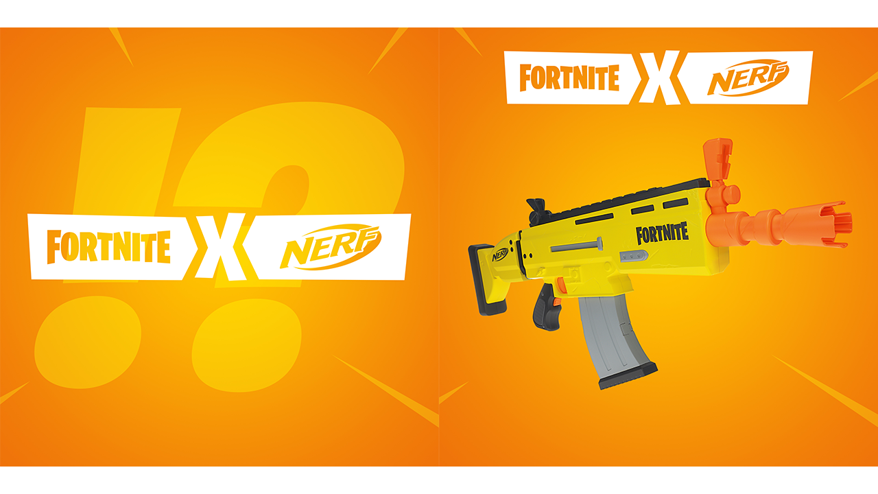 the fortnite x nerf is intended for ages 8 years up the approximate retail price is 49 99 and will be available june 1st 2019 - fortnite x nerf commercial