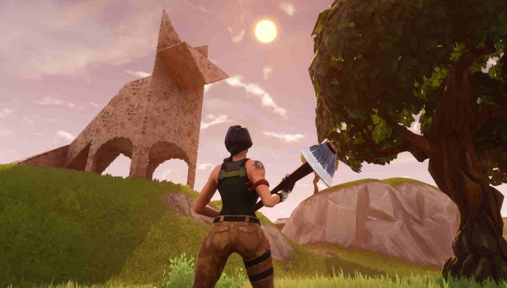 Fortnite Gets Ready for Halloween With Event, Skins, Weapons