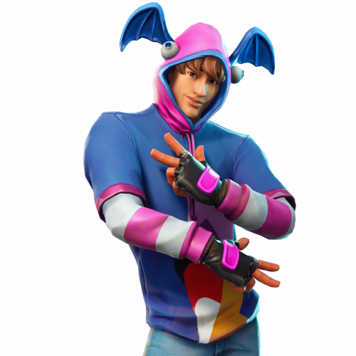 unfortunately he has now been completely removed from the game files with no word on whether or not we ll see him make an appearance into fortnite - winter onesie fortnite png