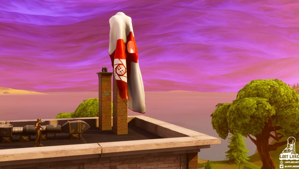 A I M The Hunting Party Skin Has Landed At Fortnite S Flush