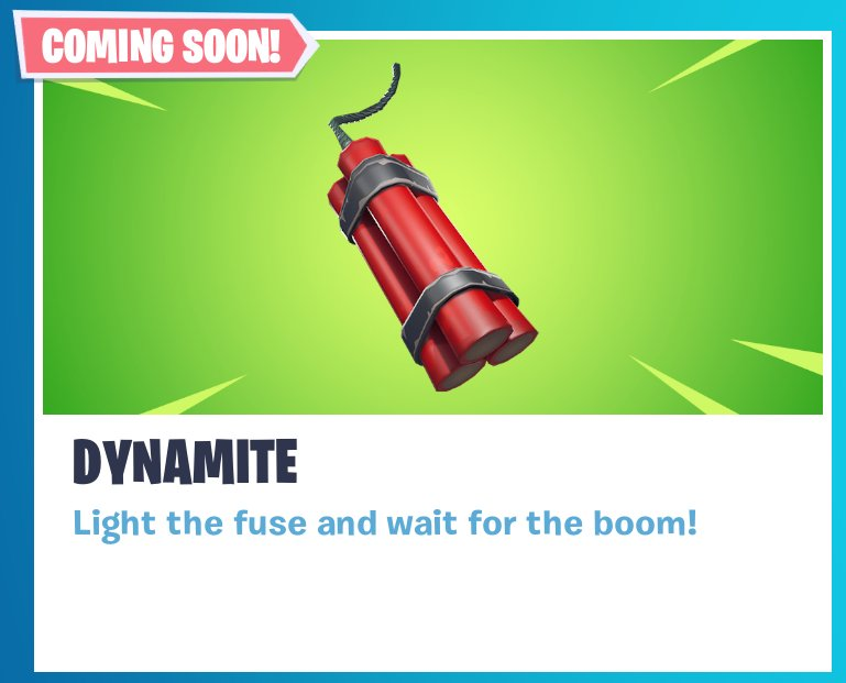 Fortnite's New Explosive Item Disabled Almost Immediately