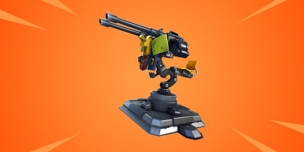 Image result for fortnite turret