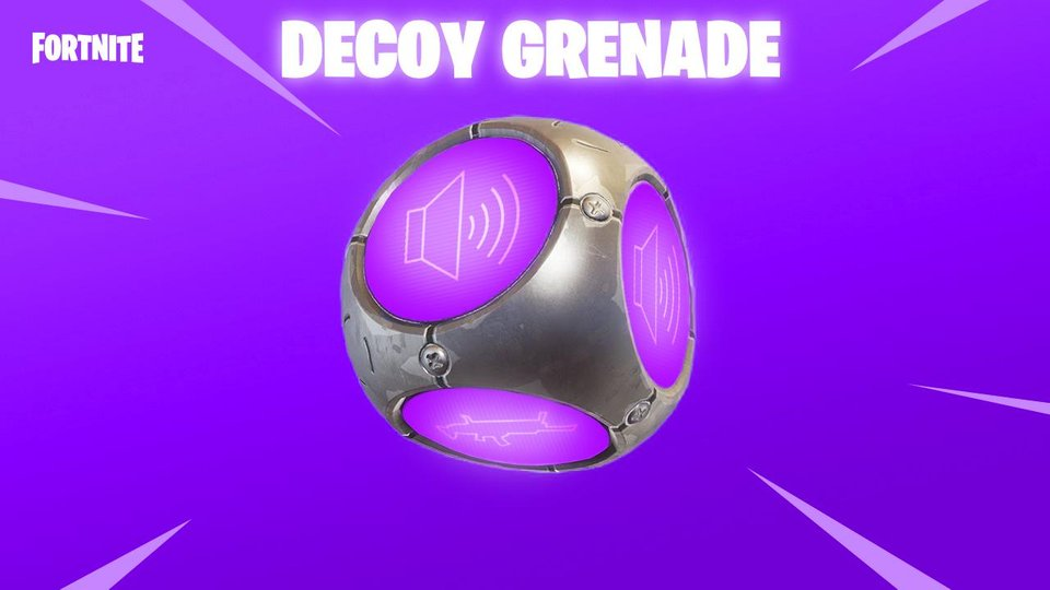 could this decoy grenade concept change the fortnite meta