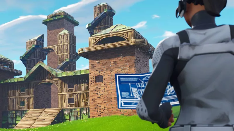 Fortnite streamer proves that turbo building is broken | Fortnite INTEL