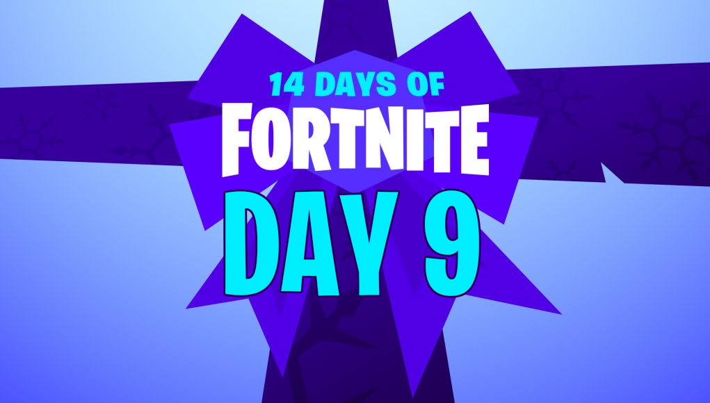 How To Complete The Day 9 14 Days Of Fortnite Challenge Dance In