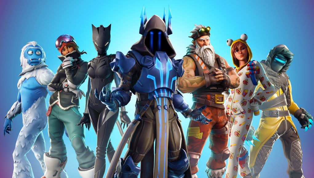 Epic Games Offering Gift to 14 Days of Fortnite Challenge Particpants