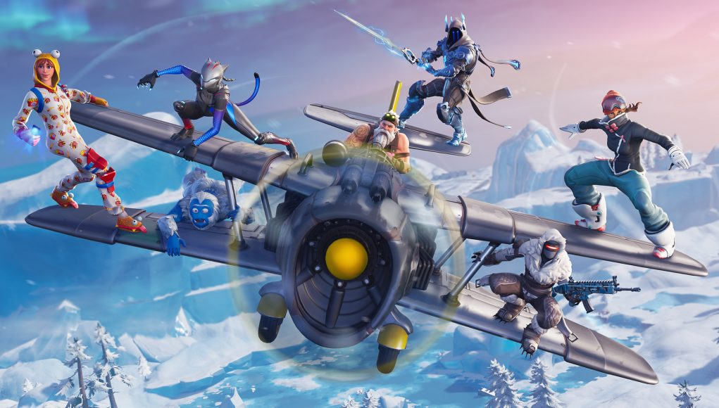 X 4 Stormwing Plane To Receive Significant Nerf In Fortnite V7 10