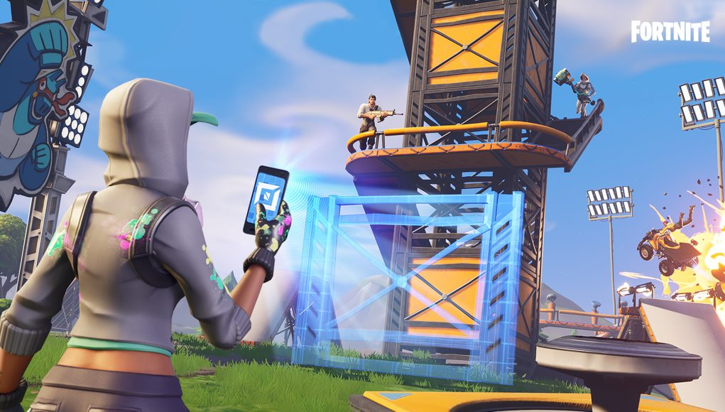 Fortnite V7 01 Patch Notes Infinity Blade Close Encounters And