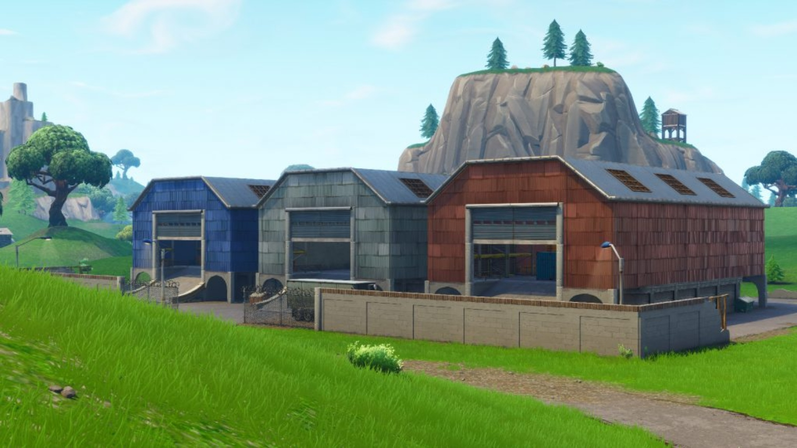 The Top 5 Removed Locations In Fortnite Fortnite Intel It appeared in the season x battle pass , and continuing with the season's theme of bringing back old elements of fortnite, it is the original lobby music which played in early seasons of the game. the top 5 removed locations in fortnite