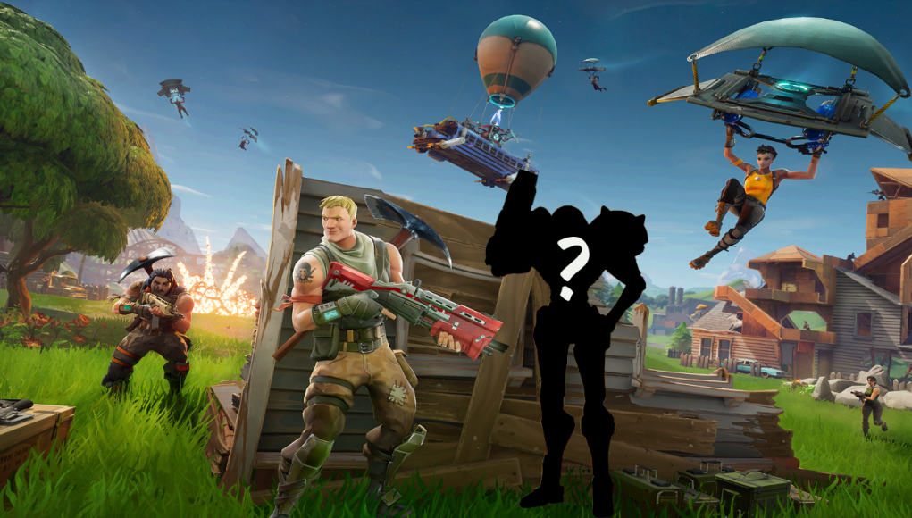 Fan made Fortnite concept skin could make for an awesome Nintendo