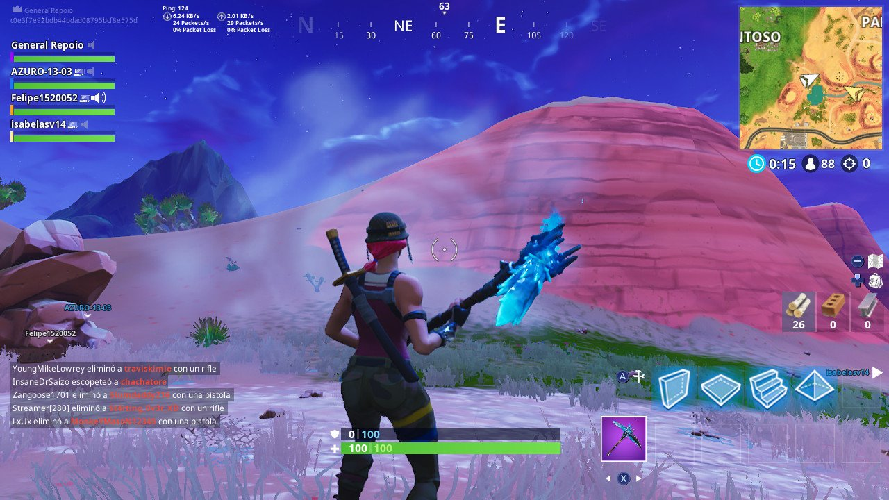 Fortnite Players Are Finding Wind Portals Around In The Map On
