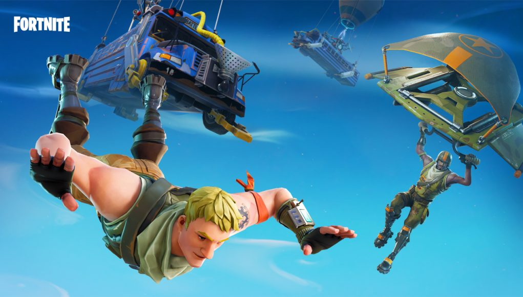 Fortnite's Latest Update Forces Xbox One and PS4 Users to Play Together