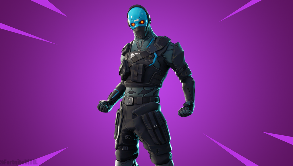fortnite s upcoming cobalt skin to be included in starter pack - fortnite current skins