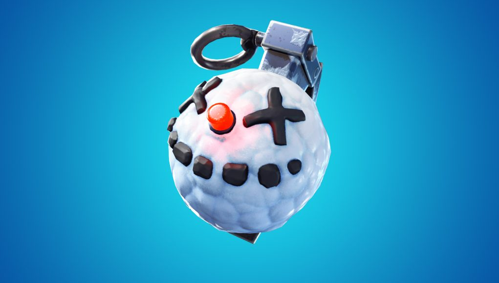 Fortnite v7 30 Patch Notes - Chiller Grenade, Mobile Controller