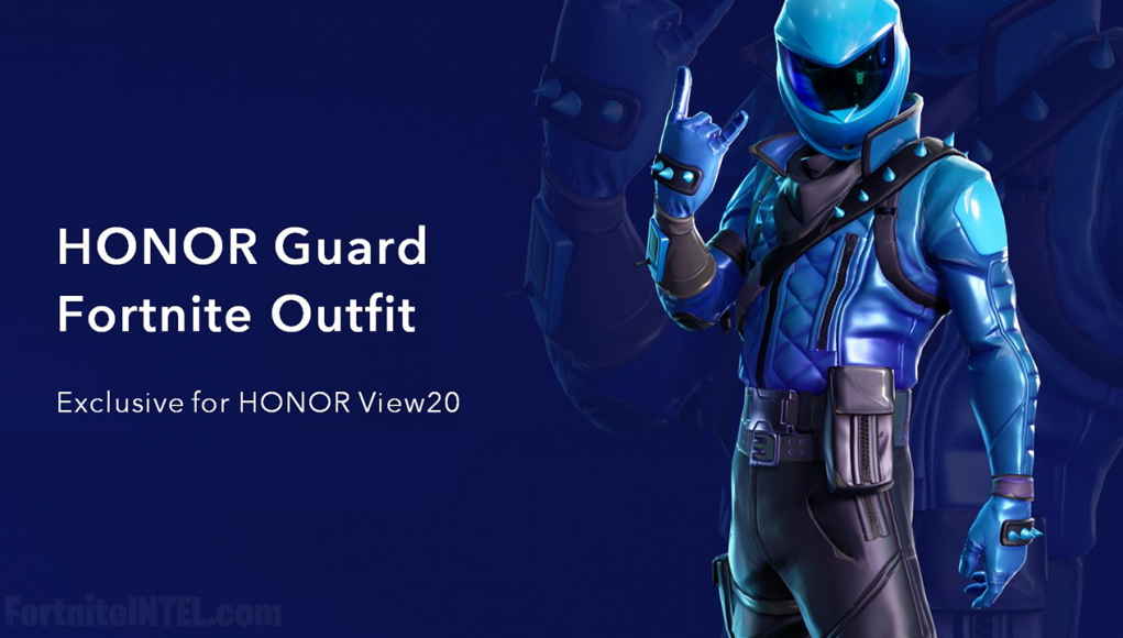 Exclusive HONOR Guard skin coming to Fortnite | Fortnite INTEL