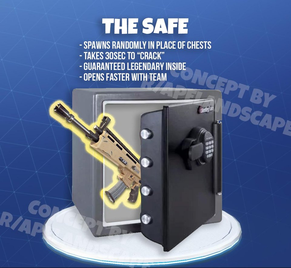 Fortnite Safe Concept