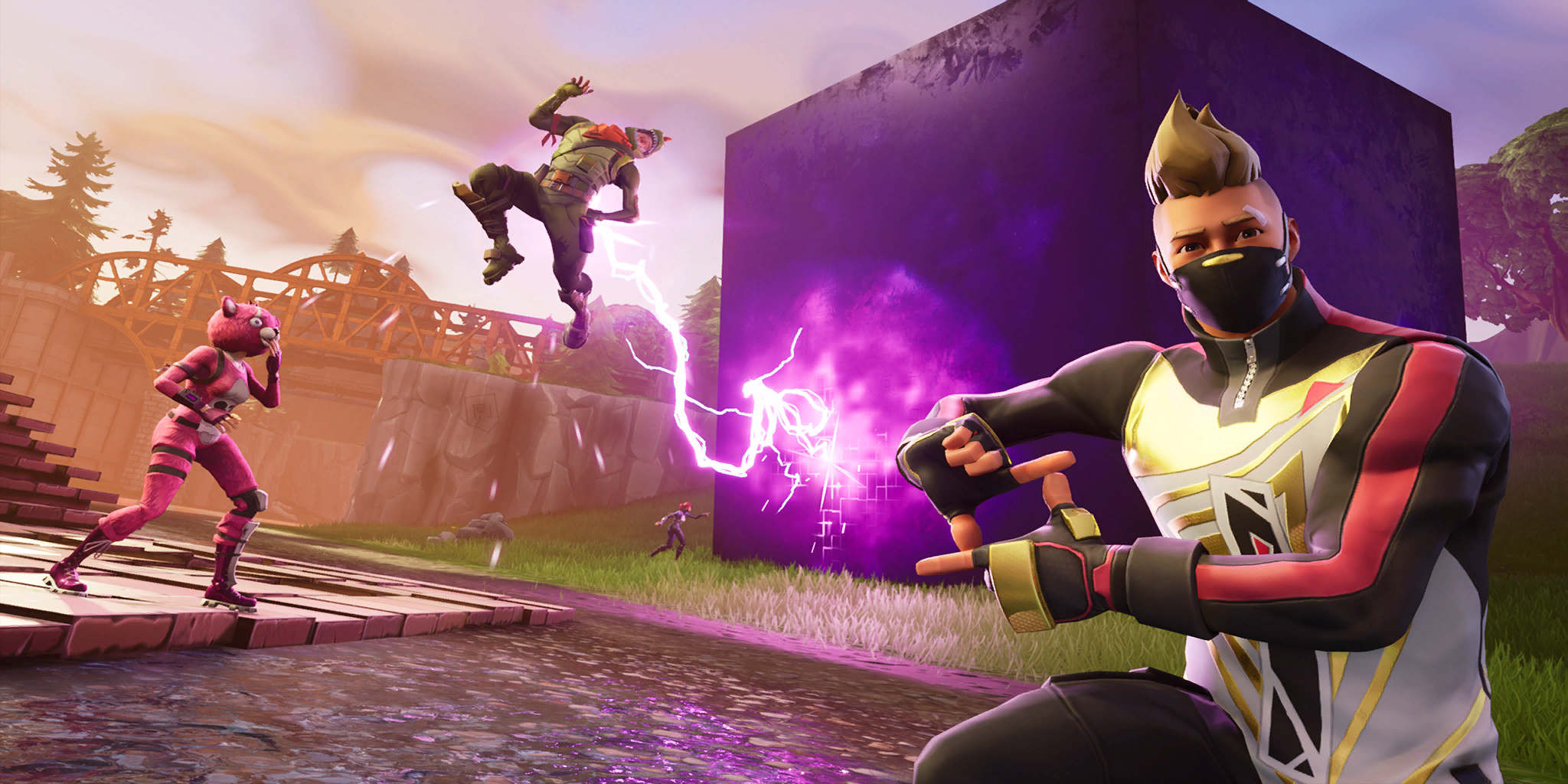 Fortnite data miner reveals the process behind leaking