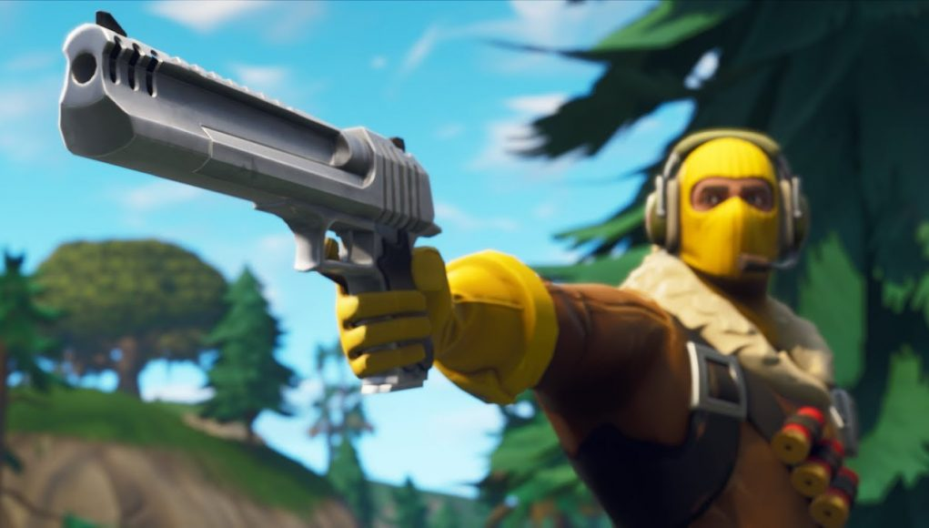 Fortnite Update v7.10 Adds New Suppressed Sniper Rifle and More