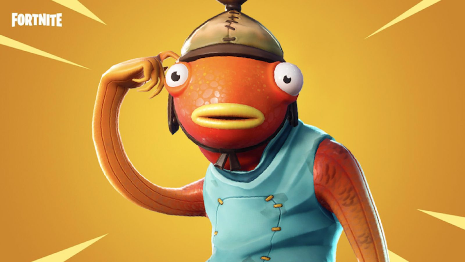 New Fortnite World Cup Themed Fishstick Style Available For Limited Time Fortnite Intel