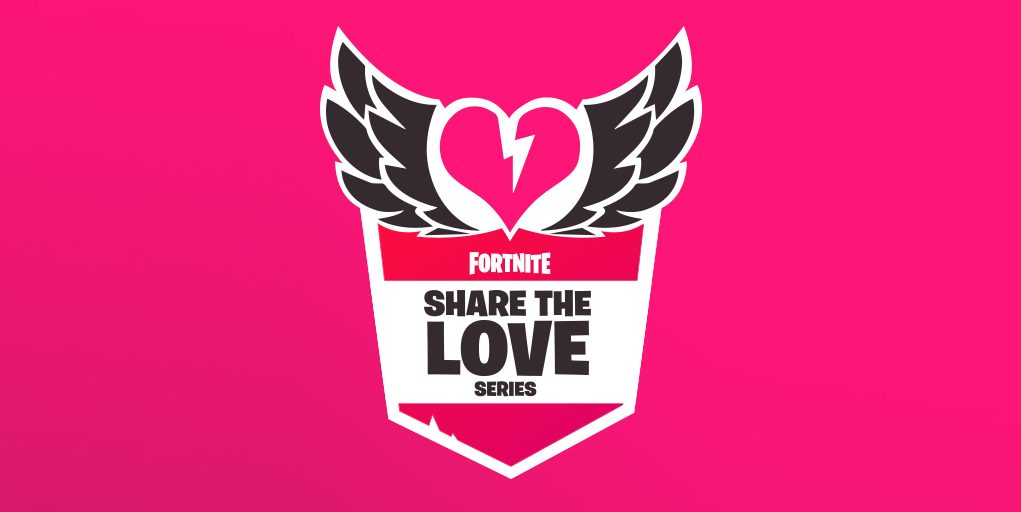 Fortnite Share The Love Event - Overtime Challenges & Rewards, Double XP Weekend & Competitive
