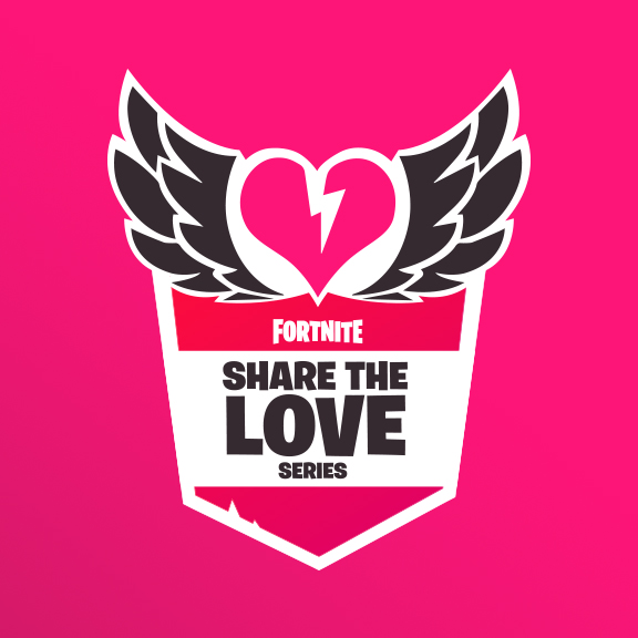 Share the Love Series Fortnite