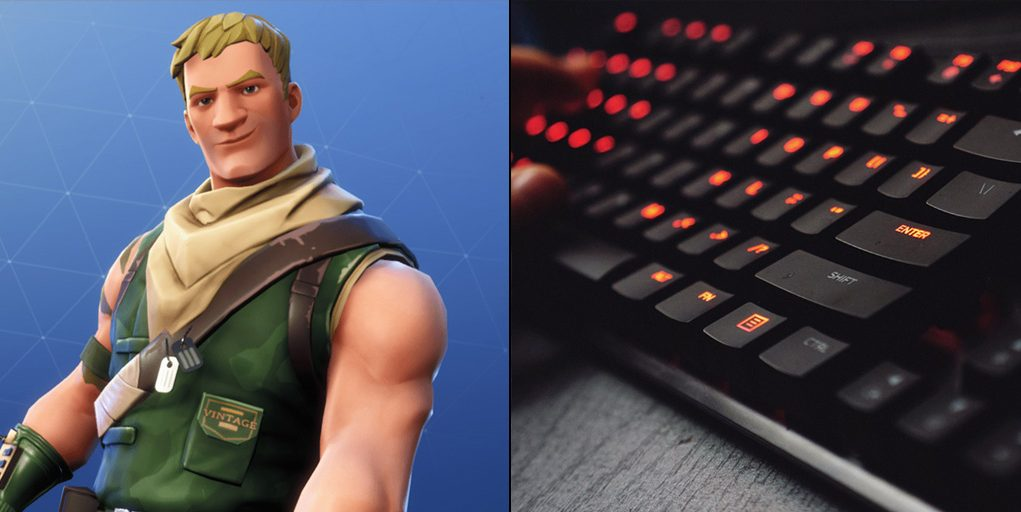 faze tfue claims these are the best fortnite keybinds for beginners - fortnite pc keybinds season 8