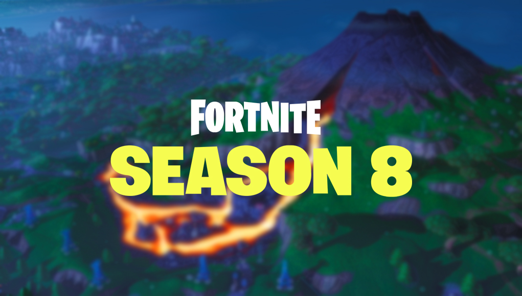 When does Fortnite Season 8 end and Season 9 start