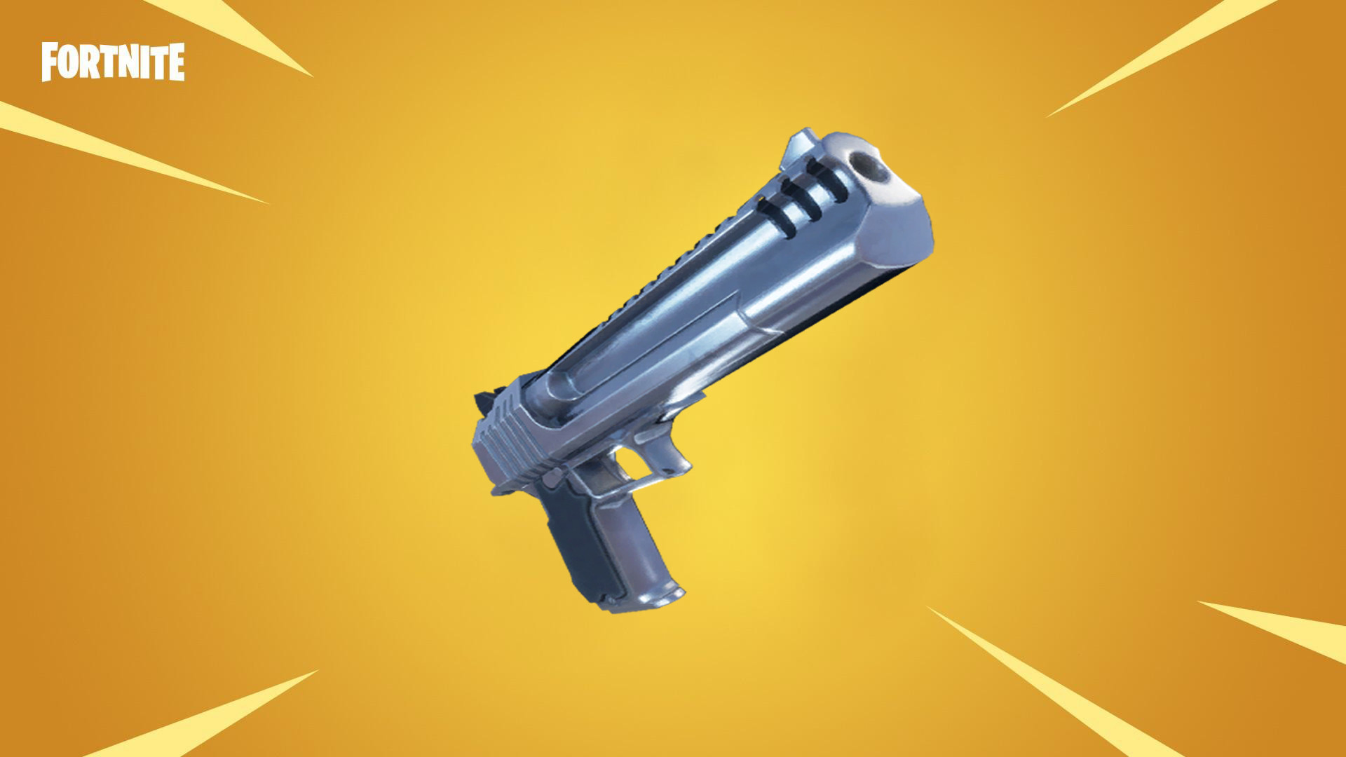 Fortnite Hand Cannon Problem