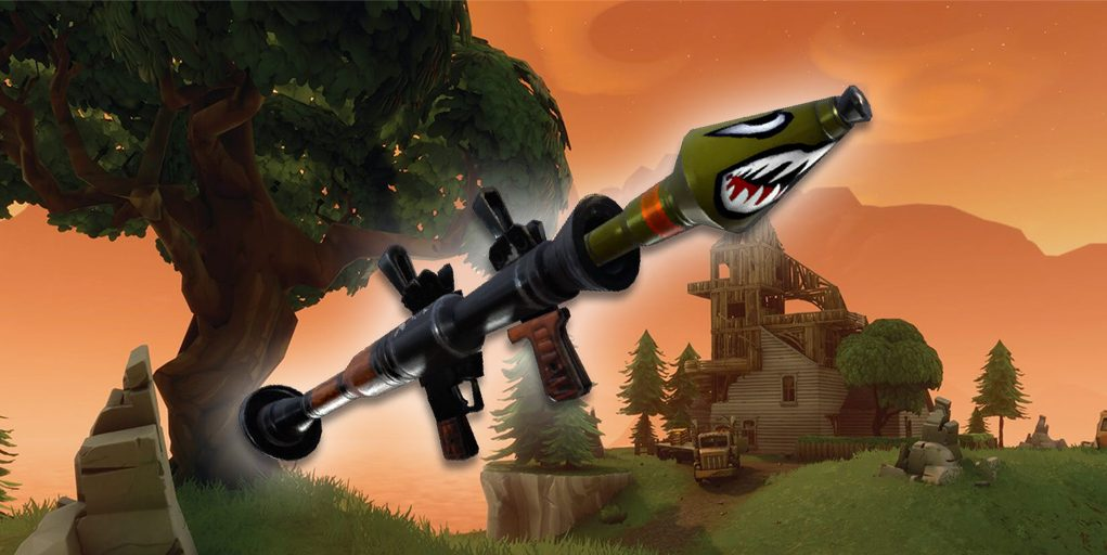 Would this change make the Fortnite Rocket Launcher more ...
